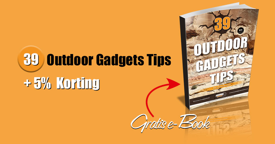 39 Outdoor Gadgets Tips + 5% Korting in Gratis ebook
