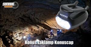 Outdoor Gadgets tips #2: Konus Zaklamp Konuscap