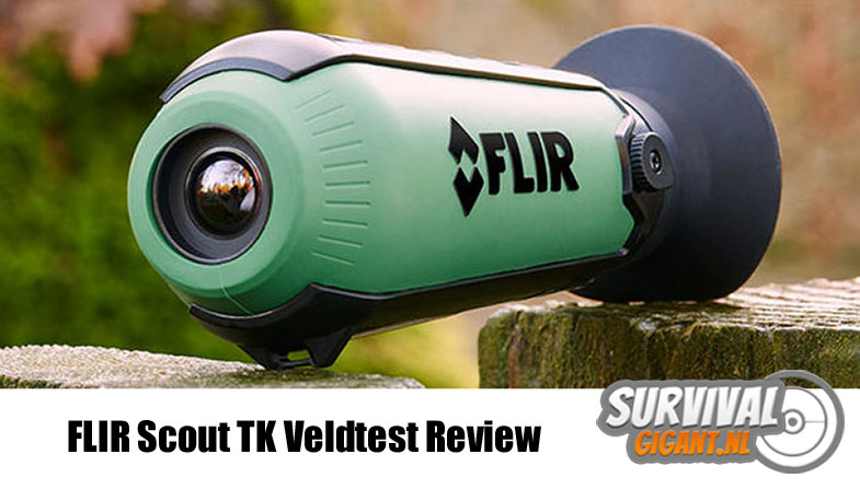 FLIR Scout TK Warmtebeeldcamera Veldtest Review