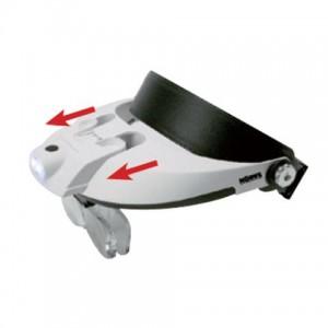 Konus Hoofdloep Vuemax-2 met LED Licht