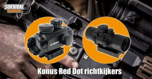 Konus Red Dot Richtkijkers