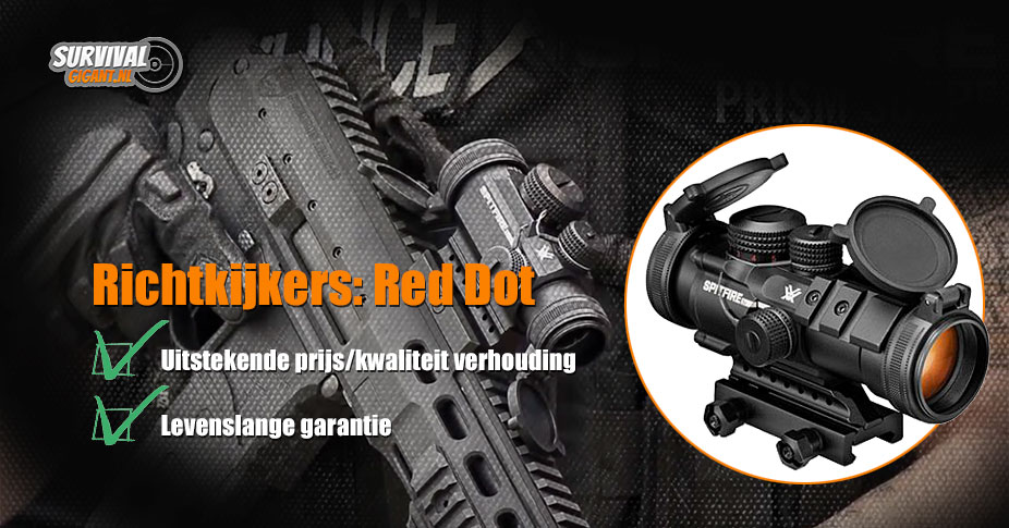 9 Tips Konus en Vortex Red Dot Richtkijkers voor paintball, airsoft en drukjacht