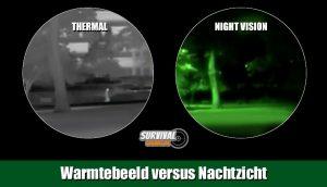 Conclusie Warmtebeeldcamera of Nachtkijker