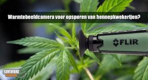Warmtebeeldcamera voor opsporen van hennepkwekerijen?
