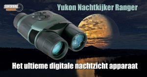 Ultieme digitale nachtzicht apparaat Yukon Ranger LT 6,5x42