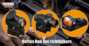 Nieuwe Vortex Red Dot Richtkijkers