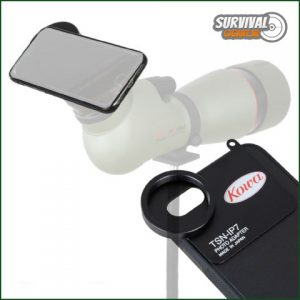 Smartphone Adapter Tip 6: Kowa iPhone Adapter TSN-IP7