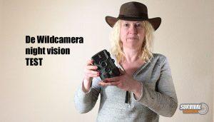 Wildcamera night vision van Outdoor Club eenvoudig in gebruik als jachtcamera, wildcamera of beveiligingscamera Review